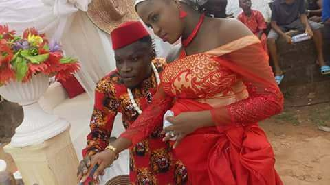 See The Reason These Wedding Photos Went viral 4