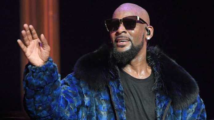 R Kelly Pleads Not Guilty To Sexual Assault Charges 2