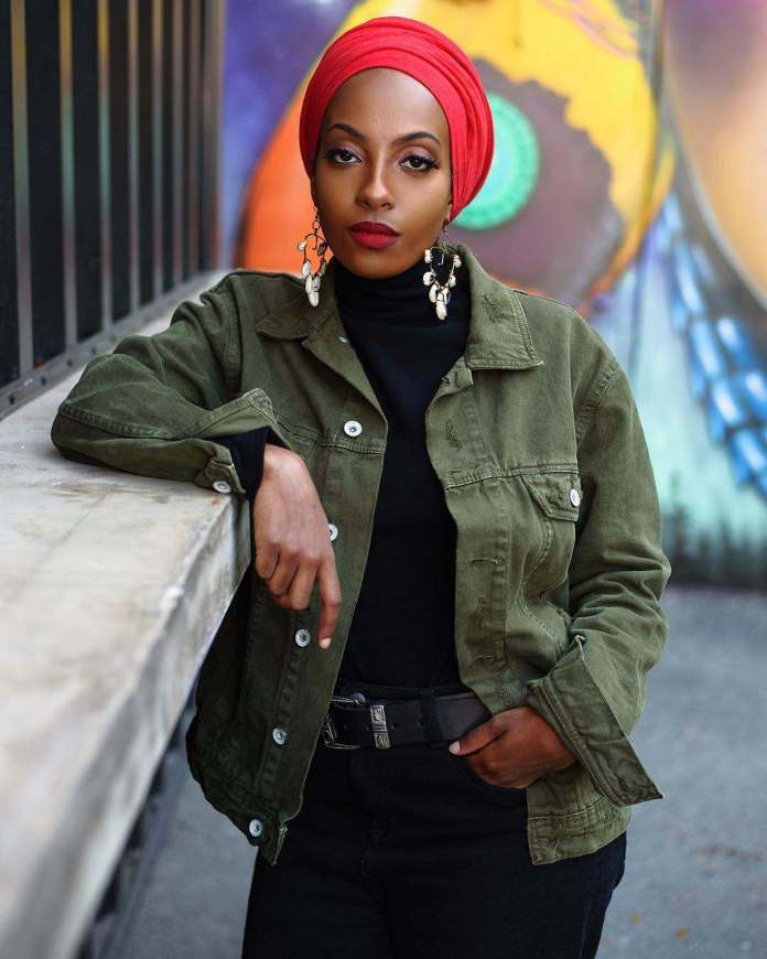 Muslimah Style: Reema Howell Is The Perfect Definition Of A Classy Hijabi 4