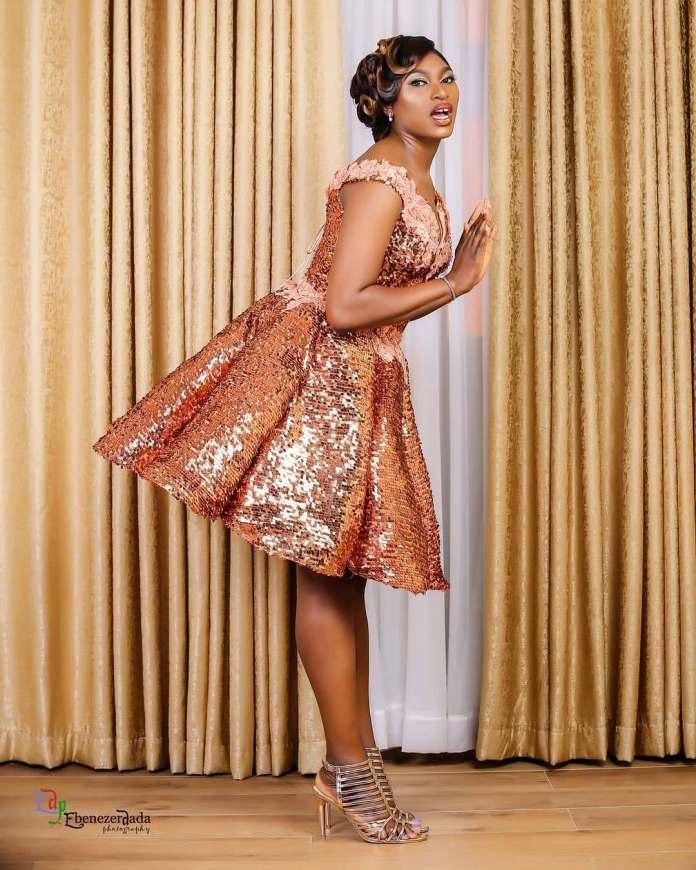 WCW: Sexy, Confident & Stylish! Meet Nollywood Actress, Ufuoma McDermott 3