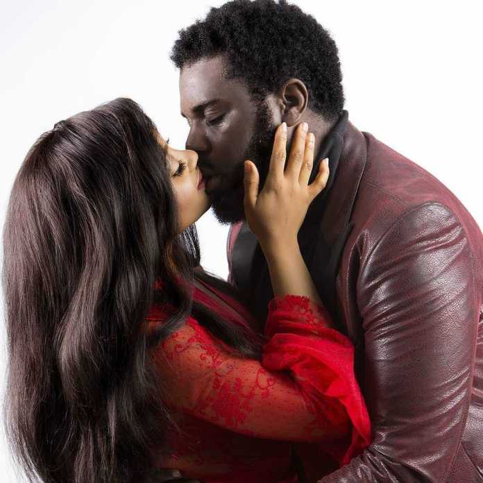 Yomi Black Shares Loved-up Photos With Wife As They Celebrate 6th Wedding Anniversary 1