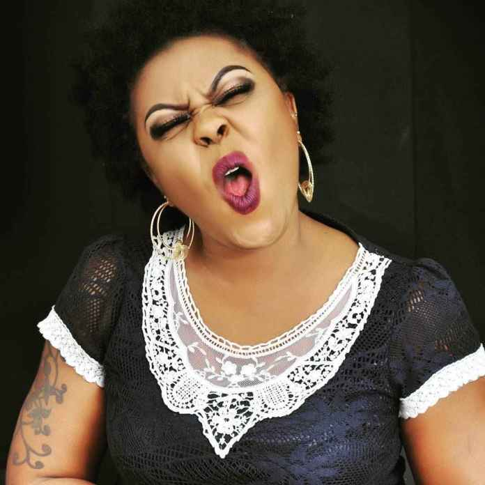 Why I Aborted My Second Husband's Baby - Actress Afia Schwarzenegger 1