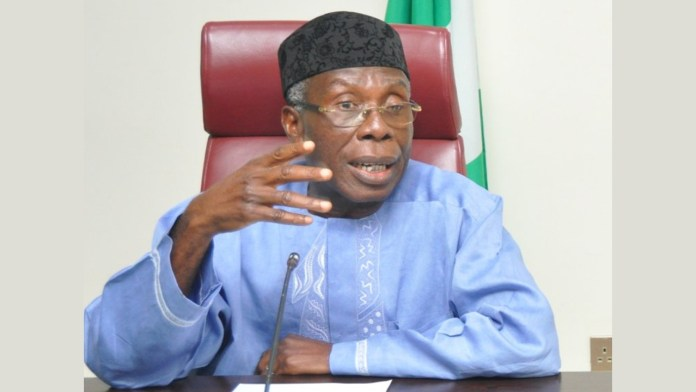 Stop Giving Nigerian Youths Visas - Audu Ogbeh Begs EU 1