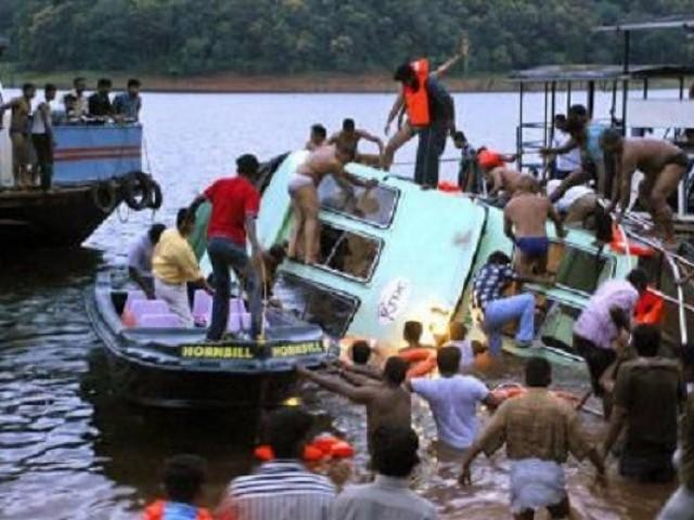Sad! Boat Crash In India Leaves At Least 19 People Dead 1