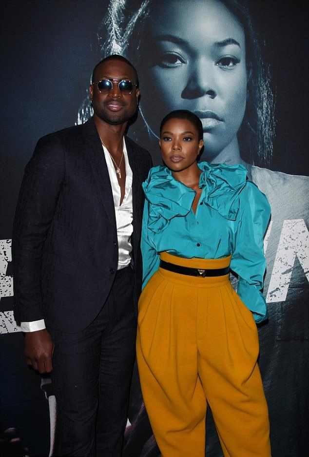 Dwyane Wade And Gabrielle Union Listed On Time 100