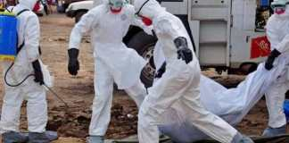 ebola patient flees treatment centre
