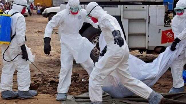 ebola patient flees treatment centre