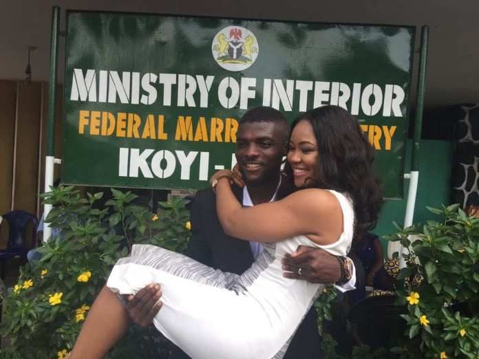 Trouble In Paradise: Super Eagles Star John Ogu's Marriage Reportedly In Crisis 2