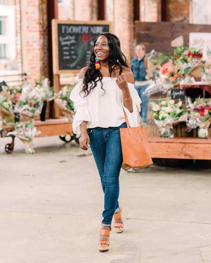 KOKOnista Of The Day: Tomi Obebe Glows Gorgeously When It Comes To Fashion And Style 3