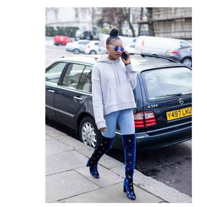 KOKOnista Of The Day: Oluwa Damisola Takes Tomboy Style To A Whole New Level 1
