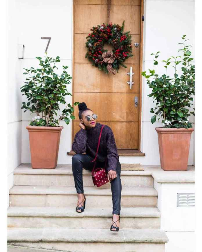 KOKOnista Of The Day: Oluwa Damisola Takes Tomboy Style To A Whole New Level 2