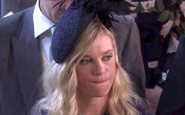 Prince Harry Had Emotional 'Tearful Parting Phone Call With Ex-girlfriend Chelsy Davy' Before Royal Wedding To Meghan Markle 3