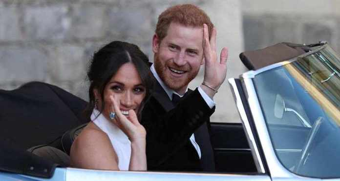 Prince Harry Had Emotional 'Tearful Parting Phone Call With Ex-girlfriend Chelsy Davy' Before Royal Wedding To Meghan Markle 7