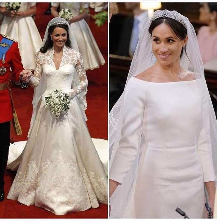 """Katy Perry Shades Meghan Markle, Says Givenchy Wedding Dress Needed """"One More Fitting"""" 3"""
