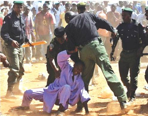 #EndSarsAndPoliceBrutality- 5 Times Civilians Suffered Unwarranted Assaults From SARS And Police Officers In 2019 4
