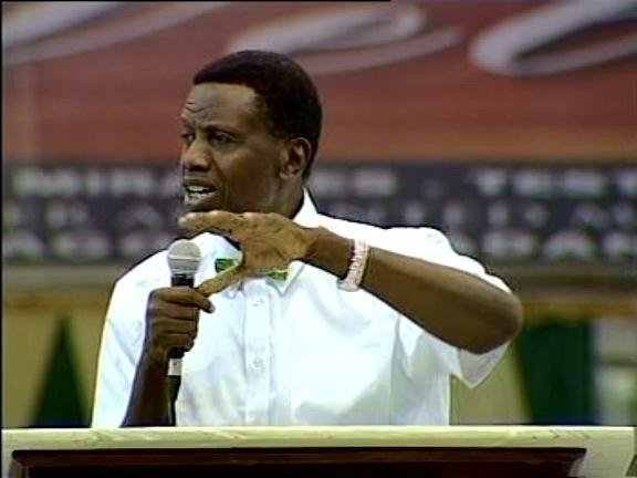 """There Will Be More Fire Outbreaks This Year"", Pastor Adeboye Prophecies"