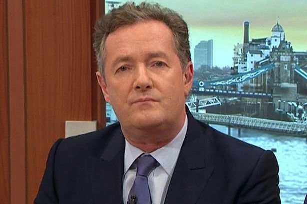 TV Presenter Piers Morgan Screams Out In Pain As He's Hooked On A Labour Simulation Machine 1