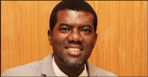 Buhari Suffers From Inferiority Complex - Reno Omokri Blasts Buhari On Twitter 1