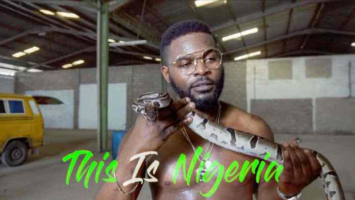 """MURIC Gives Falz 7-Day Ultimatum To Withdraw """"This Is Nigeria"""" Video 7"""