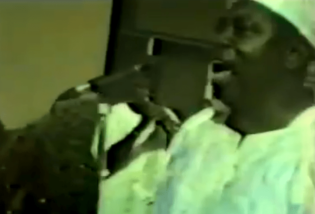 #Throwback: Best Thing You'll Watch Online Today Is This Video Of Abiola Singing At A Party 2