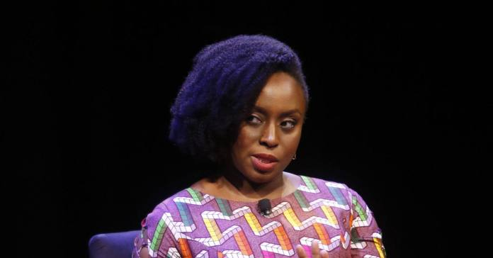 """""""Your Understanding Of The World Seems Questionable!"""" - Daddy Freeze Blasts Chimamanda Adichie Over Chivalry Comnent 2"""