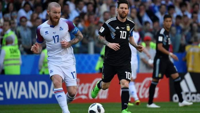 Lionel Messi: I'm Bitter And Hurting By Saved Penalty Against Iceland 3