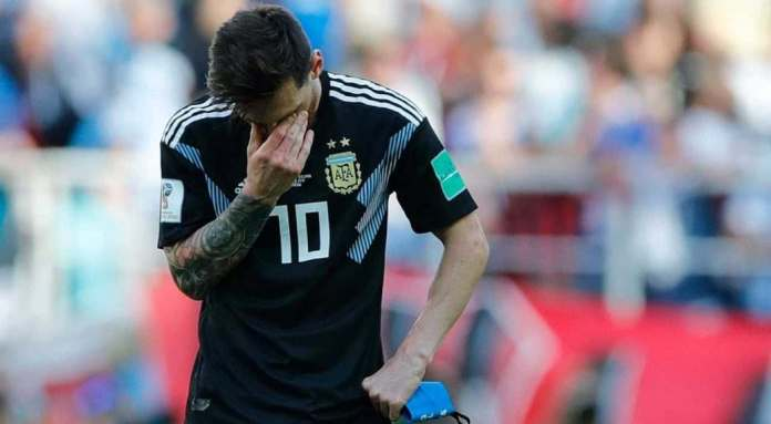 Lionel Messi: I'm Bitter And Hurting By Saved Penalty Against Iceland 2