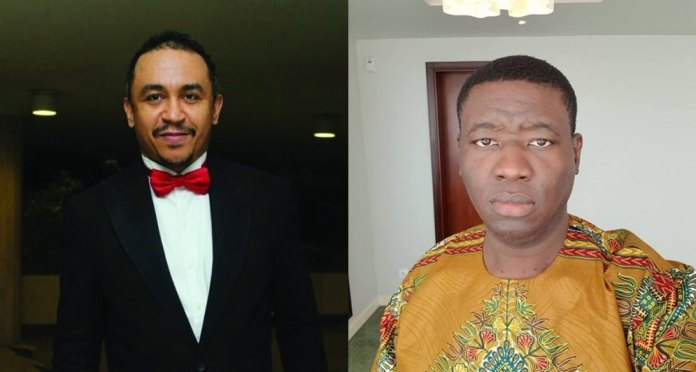 Leke Adeboye and Daddy Freeze