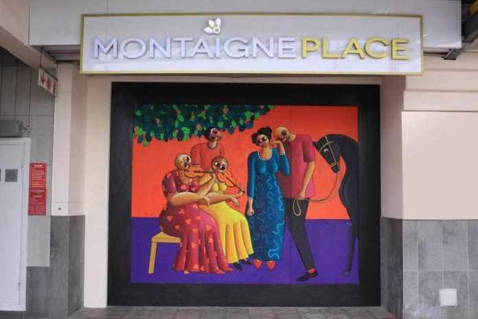 See How Newly-Wed Mo'Cheddah, Gordons & More Stars Step Out For Urban Art Series In Lagos 2