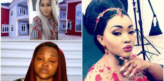 Mercy Aigbe on domestic abuse suffered from Lanre Gentry
