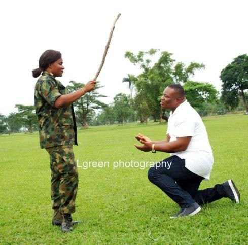 Hilarious! 5 Pre-Wedding Pictures You Must See 2