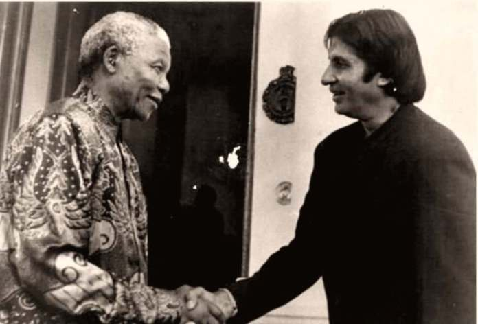 """""""I Hope You Remember Me?"""" - Amitabh Bachchan Shares Experience With Mandela 2"""