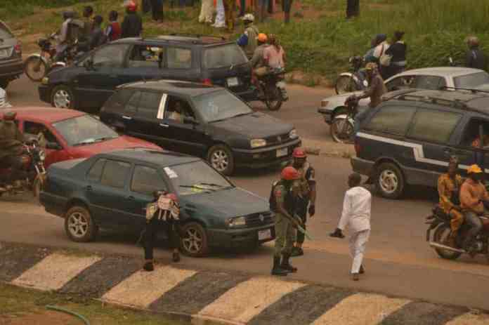 """Fayose Escapes """"Fayemi's Assasination Plot"""", Injured Governor Returns To PDP Rally! 3"""