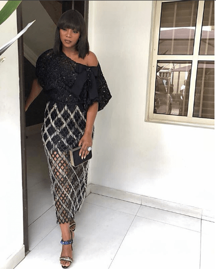 Lionheart! 20 Times Genevieve Nnaji Proves She's One Of The Most Beautiful And Talented Women In The World 16