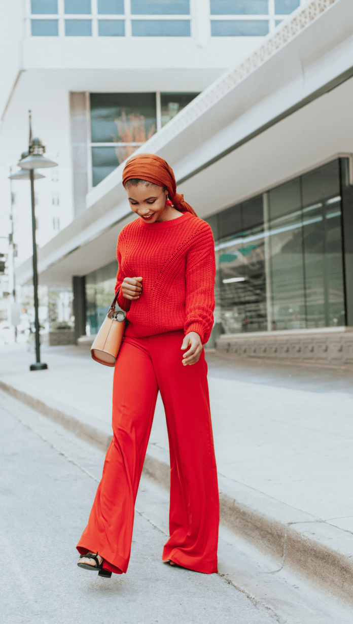 KOKOnista Of The Day: Hafsah's Style Captions The Beauty Of Modesty 3