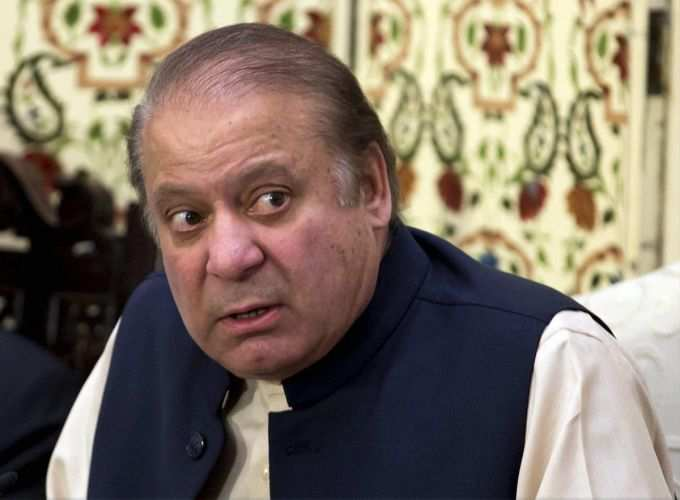 Former Pakistan Prime Minister Nawaz Sharif Sentenced  To 10 years In Prison 1