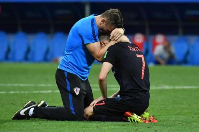 Russia 2 Croatia 2 (3-4 Pens): Croatia Beat Hosts On Penalties...To Face England In Semi-final 5