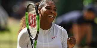 Serena Williams To Face Angelique Kerber In Wimbledon Women s Final · KOKO  ... 4b97eda304