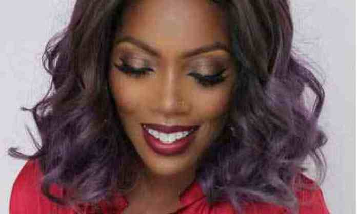 Tiwa savage hairstyle 5