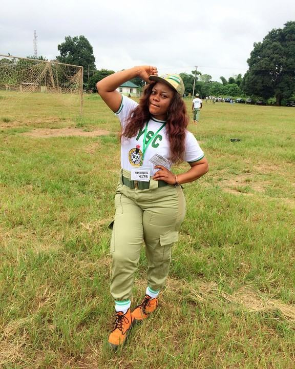 #TBT: Throwback Photos Of 11 Nigerian Celebrities During Their NYSC 9
