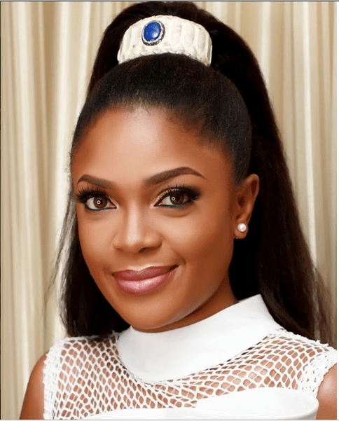 Proudly Nigerian! Omoni Oboli Celebrates Independence Day With Stunning New Photo 2