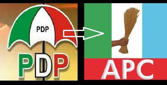 'APC Has Taken All Our Corrupt Members'- PDP 1