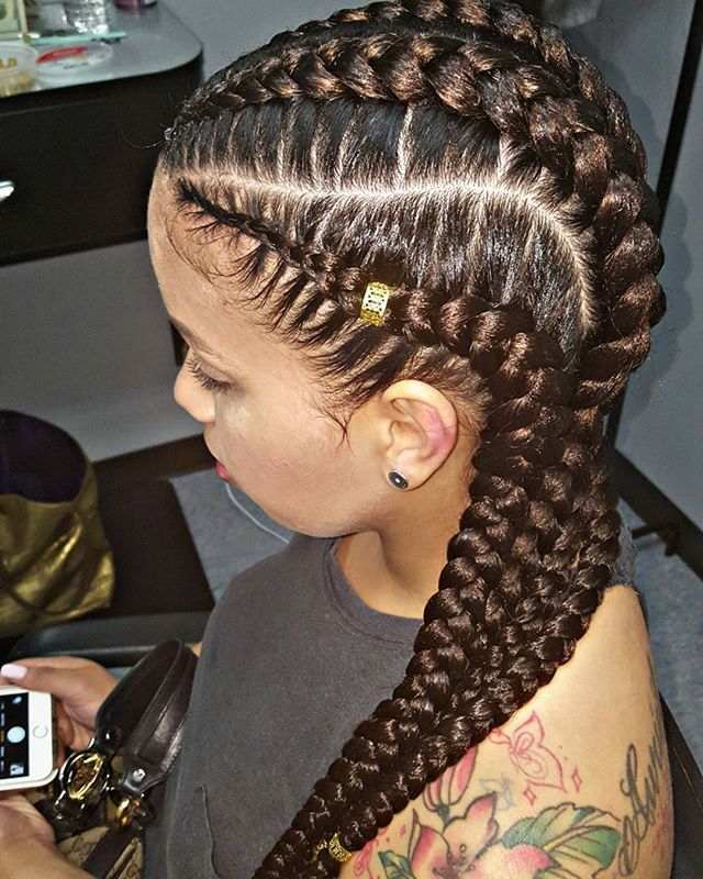cornrows hairstyle 3