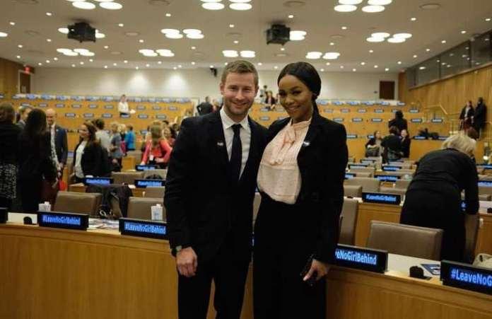 Bonang Matheba Heads Discussion On Girls Education At UN General Assembly 1