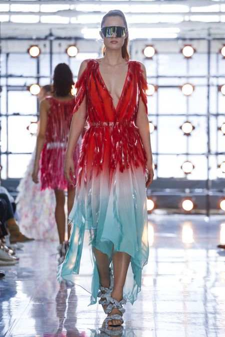 MFW: Byblos Spring Summer 2019 Collection 35