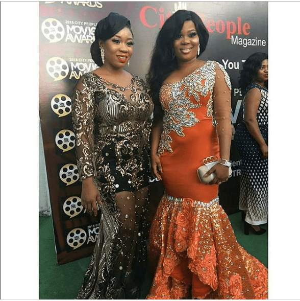 Bueaty Trends: Top 5 Beauty Looks At The City People Movie Awards 2018 1