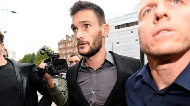 France And Tottenham Captain, Hugo Lloris, Pleads Guilty To Drink-driving, Fined And Banned For 20 Months 3