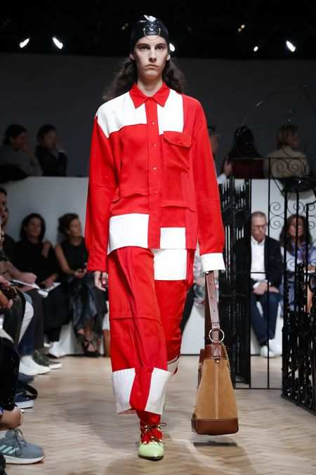 J.W Anderson Men & Women Spring Summer 2019 Collection At LFW 10