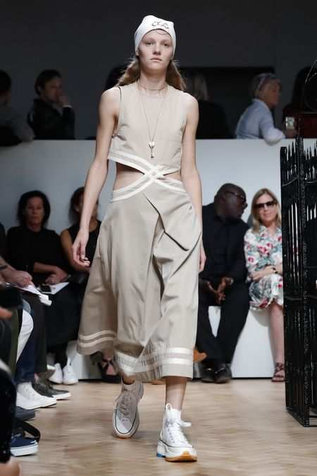 J.W Anderson Men & Women Spring Summer 2019 Collection At LFW 15