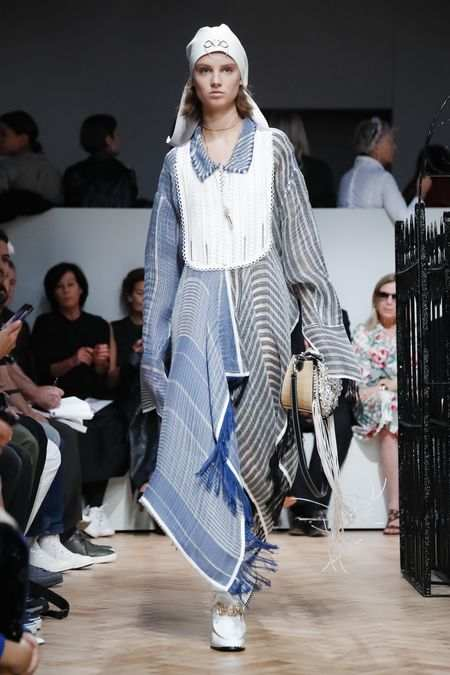J.W Anderson Men & Women Spring Summer 2019 Collection At LFW 2